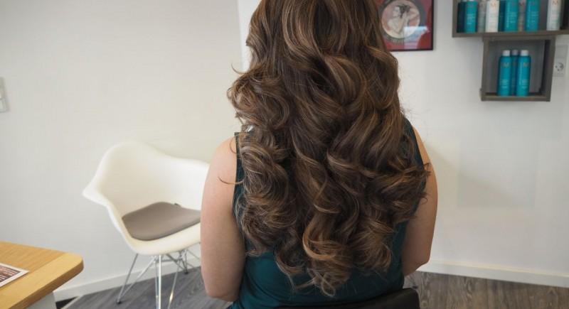 Salon Dechoix Color change and Highlights