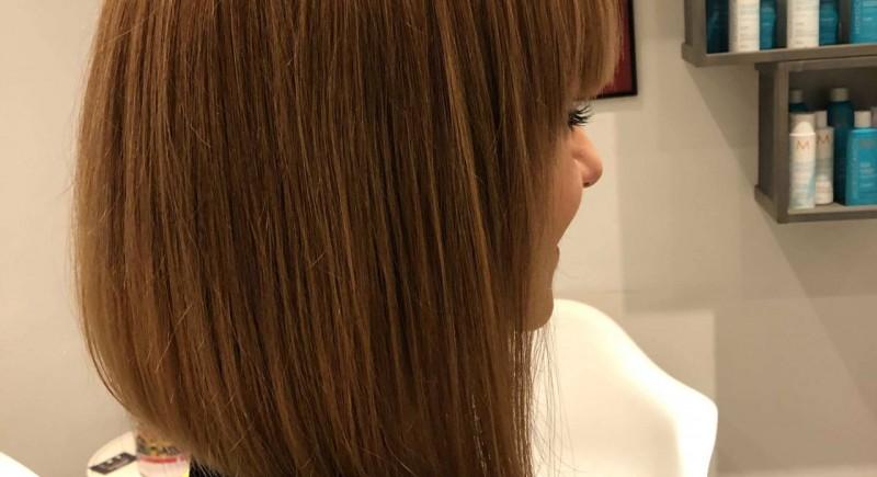 Salon Dechoix Coloring + haircut