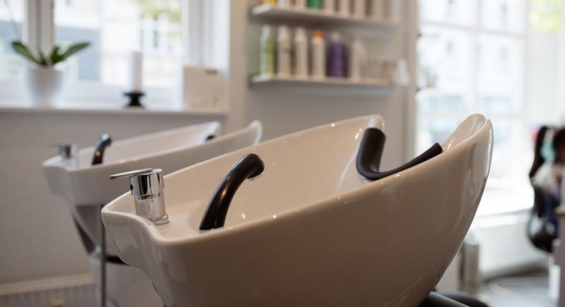 Salon Dechoix Hairwash
