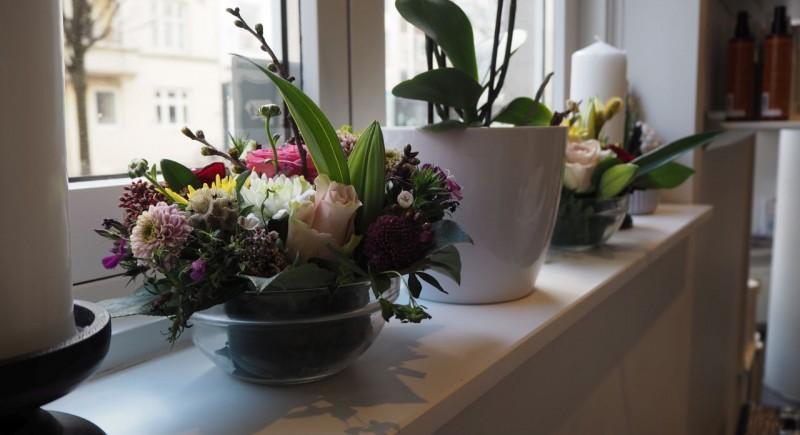 Salon Dechoix flowers