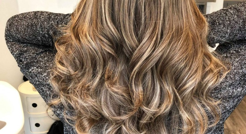Salon Dechoix bright and dark Highlights