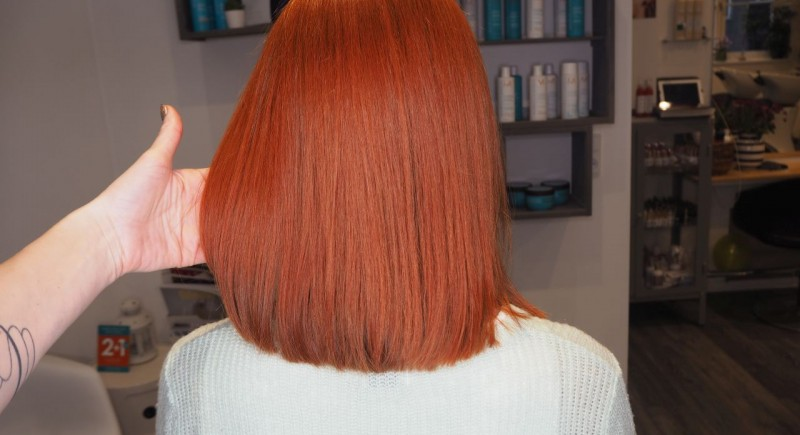 Salon Dechoix Copper Colorchange