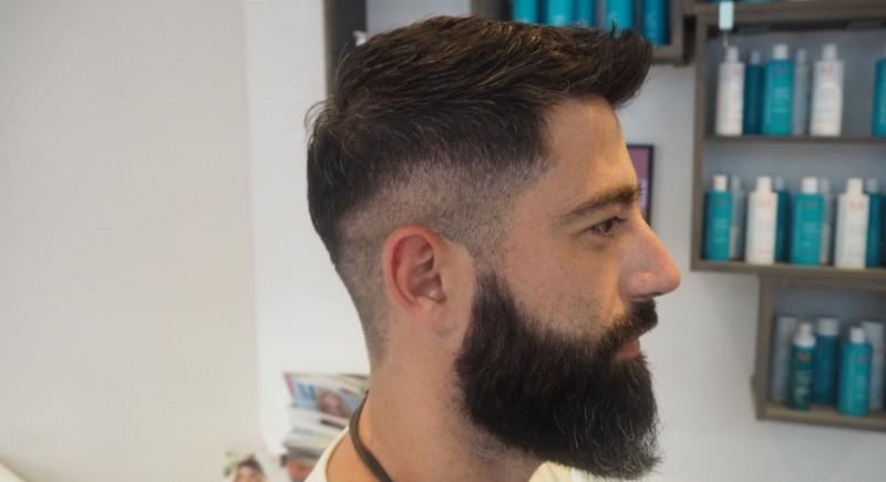 Salon Dechoix Men´s Haircut