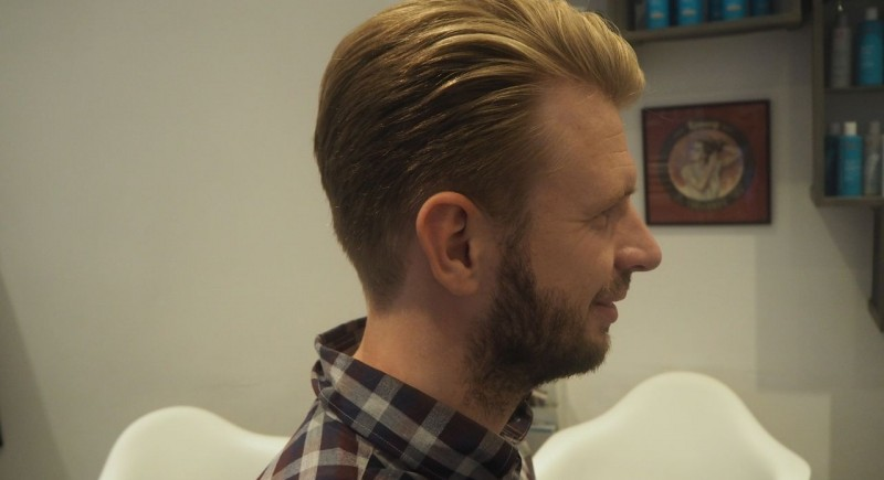 Salon Dechoix Mens haircut