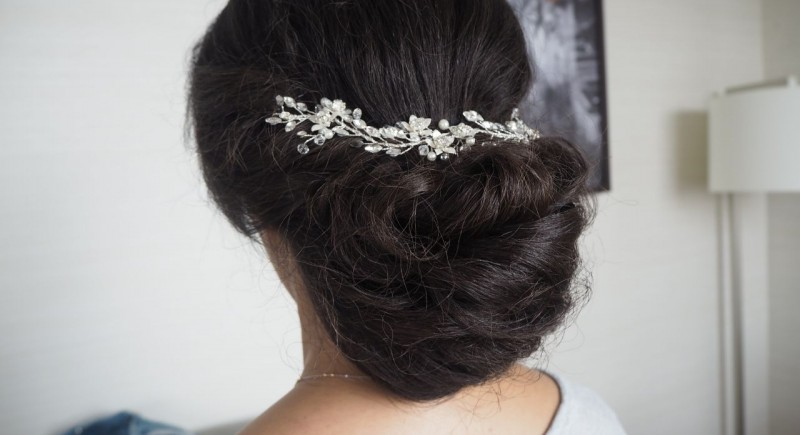 Salon Dechoix Wedding Hairstyling