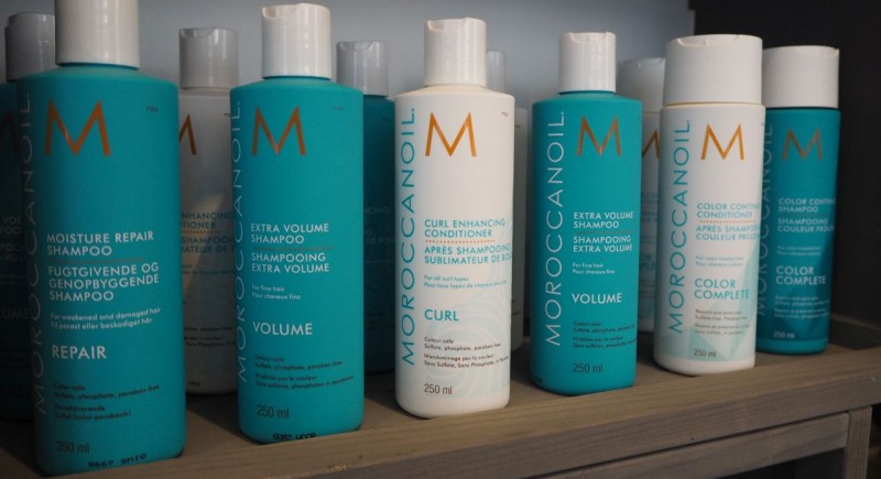 Salon Dechoix Marrocan Oil Products