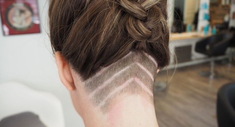 Salon Dechoix Undercut