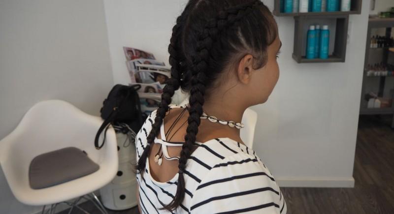 Salon Dechoix braids